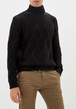 Свитер Gaudi. Цвет: черный
