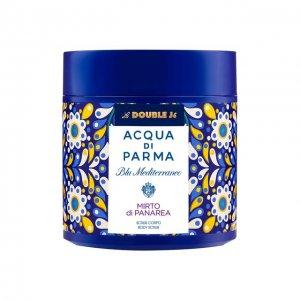 Скраб для тела Blu Mediterraneo Mirto di Panarea Acqua Parma. Цвет: бесцветный