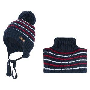 Комплект шапка/манишка Daffy World