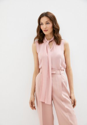 Блуза Forus. Цвет: розовый