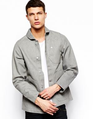 Куртка из необработанного денима G Star Marc Newson G-Star. Цвет: raw