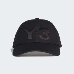 Бейсболка Y-3 Classic Logo by adidas. Цвет: черный