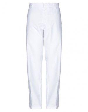 Повседневные брюки J. LINDEBERG. Цвет: белый