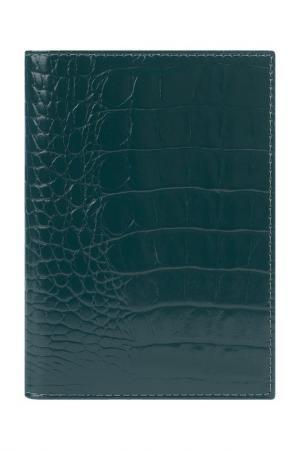 Обложка для паспорта Alliance. Цвет: зеленый