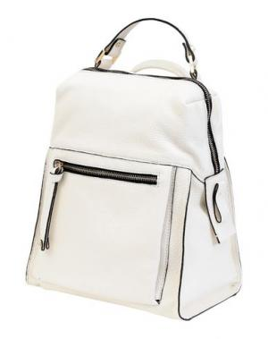Рюкзаки и сумки на пояс CATERINA LUCCHI. Цвет: слоновая кость