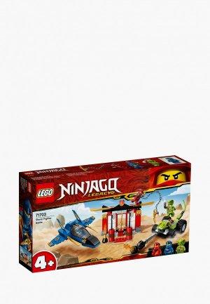 Конструктор LEGO Storm Fighter Battle. Цвет: разноцветный