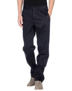 Повседневные брюки CARAMELO. Цвет: темно-синий
