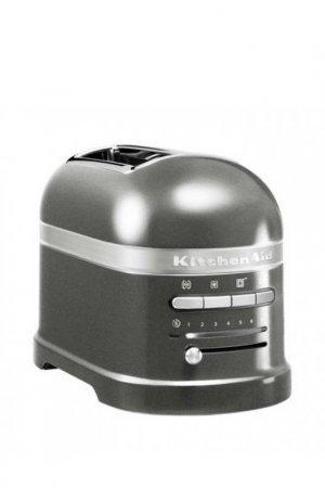Тостер Artisan 5KMT2204EMS KitchenAid. Цвет: серебряный медальон