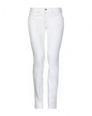 Повседневные брюки FIRETRAP. Цвет: белый
