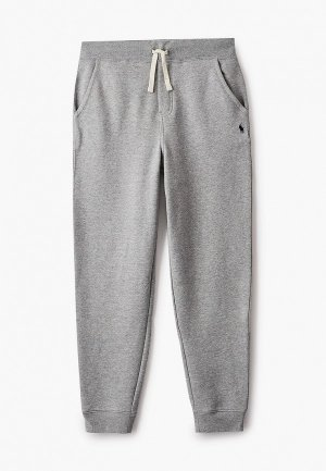 Брюки спортивные Polo Ralph Lauren. Цвет: серый