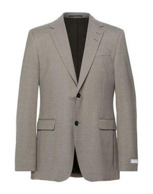 Пиджак TIGER OF SWEDEN. Цвет: голубиный серый