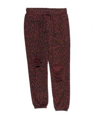Повседневные брюки NSF. Цвет: какао