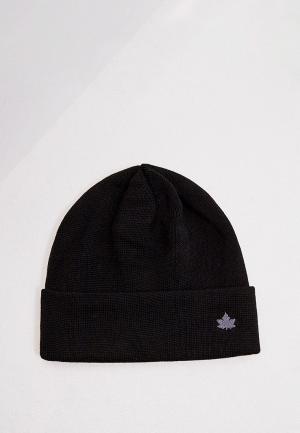 Шапка Canadian. Цвет: черный