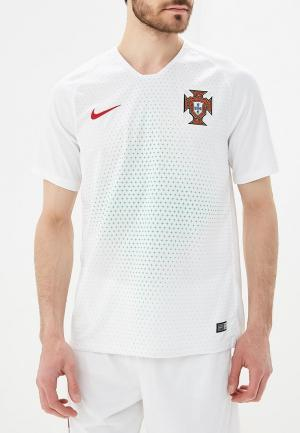 Футболка спортивная Nike Breathe Portugal Away Stadium Mens Jersey. Цвет: белый