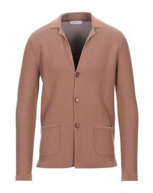 Пиджак ALPHA STUDIO. Цвет: коричневый