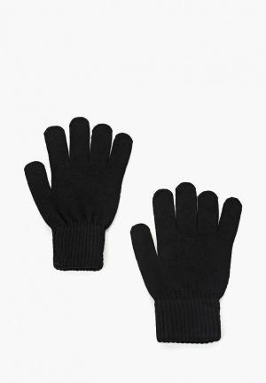 Перчатки Sela. Цвет: черный