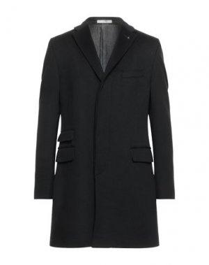 Пальто CC COLLECTION CORNELIANI. Цвет: черный