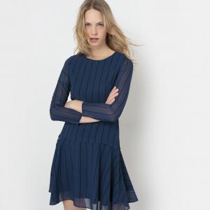 Платье Ramdam KARL MARC JOHN. Цвет: синий морской