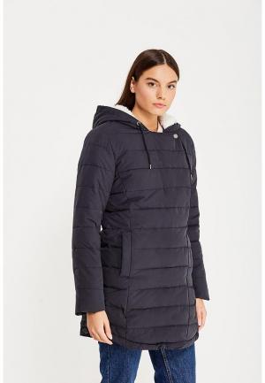 Куртка утепленная Roxy GLASSYCOAST. Цвет: черный