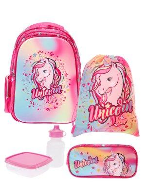 Комплект рюкзак сумка пенал PLAYTODAY