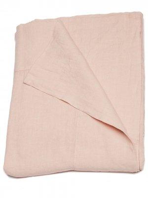 Скатерть среднего размера Once Milano. Цвет: розовый