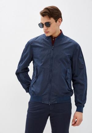 Куртка CC Collection Corneliani. Цвет: синий