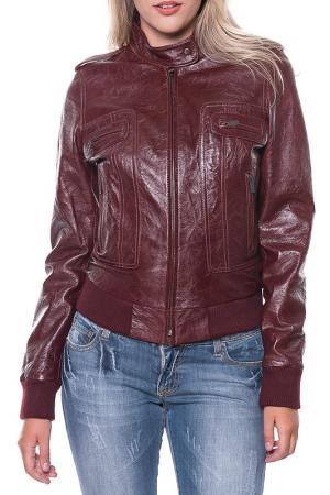 Куртка GIORGIO DI MARE. Цвет: красный