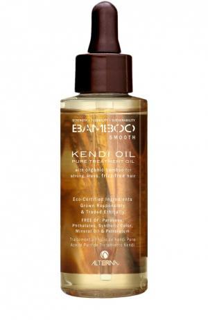 Натуральное масло Kendi для интенсивного ухода за волосами Alterna. Цвет: бесцветный