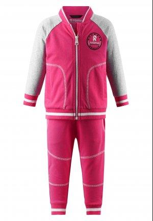 Комплект Kaakao Розовый Reima. Цвет: розовый
