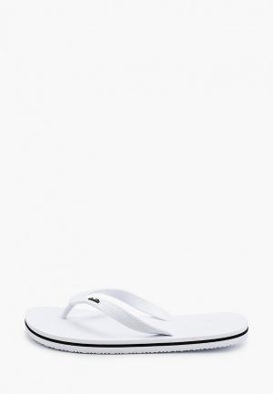 Сланцы Diadora TARIFA. Цвет: белый