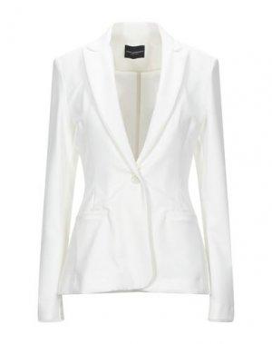 Пиджак ATOS LOMBARDINI. Цвет: белый