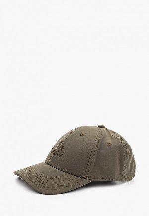 Бейсболка The North Face RCYD 66 CLASSIC HAT. Цвет: зеленый