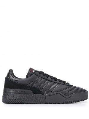 Кроссовки на шнуровке adidas Originals by Alexander Wang. Цвет: черный