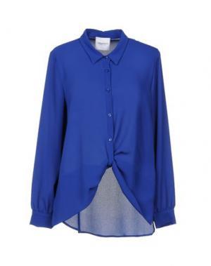 Pубашка ANNARITA N TWENTY 4H. Цвет: синий