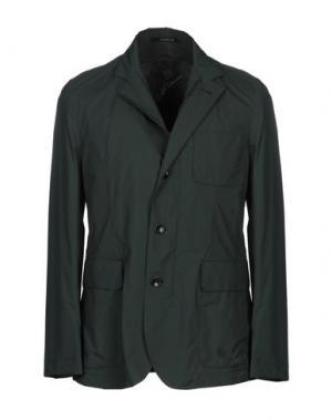 Пиджак MONTECORE. Цвет: зеленый-милитари