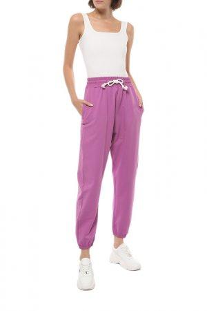 Спортивные брюки Profit. Цвет: лиловый