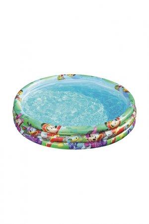 Надувной бассейн BestWay. Цвет: разноцветный