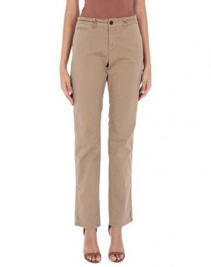 Джинсовые брюки POLO JEANS COMPANY. Цвет: хаки
