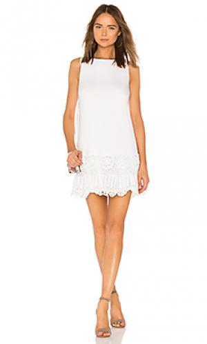Платье frankincense Bailey 44. Цвет: белый