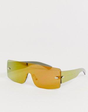 Солнцезащитные очки без оправы -Мульти AJ Morgan