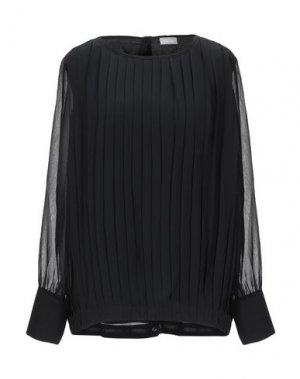 Блузка FRANSA. Цвет: черный