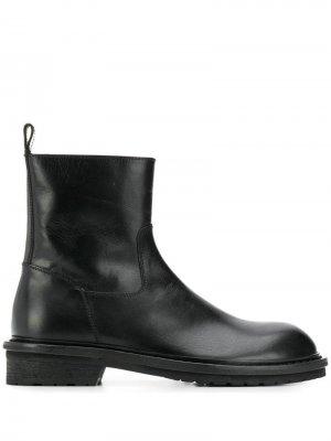 Ботинки Tucson Ann Demeulemeester. Цвет: черный