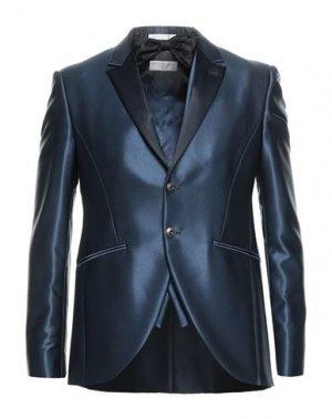 Пиджак CARLO PIGNATELLI CERIMONIA. Цвет: грифельно-синий