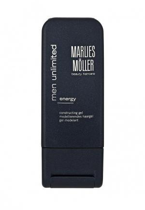 Гель для укладки Marlies Moller Men Unlimited волос мужчин 100 мл. Цвет: белый