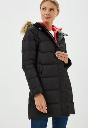 Пуховик Helly Hansen W ADEN DOWN PARKA. Цвет: черный