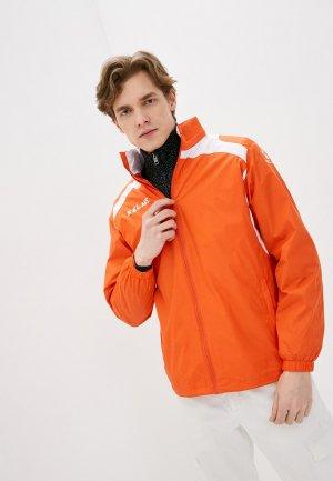 Ветровка Kelme Windproof rain Jacket. Цвет: оранжевый
