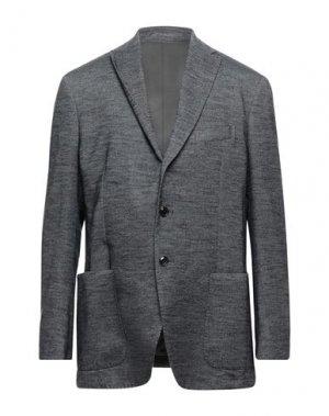 Пиджак CANTARELLI. Цвет: серый