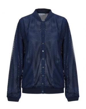Куртка FRANKIE MORELLO. Цвет: темно-синий