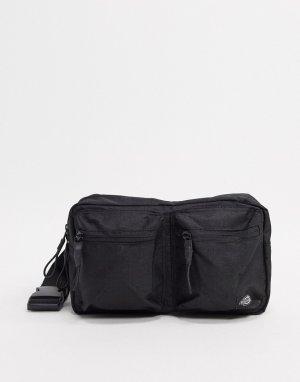 Черная сумка-кошелек на пояс Fort Spring-Черный Dickies