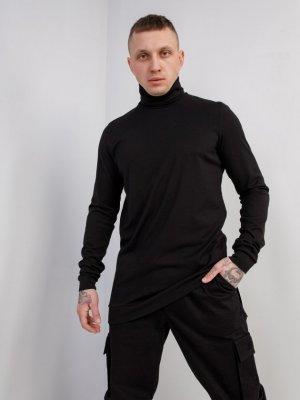 Водолазка SOAB Black Star Wear. Цвет: черный